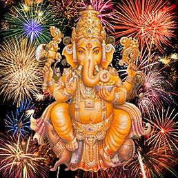Ganesha happy new year u2013 Suzan Colón