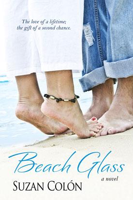 Beach Glass by Suzan Colon
