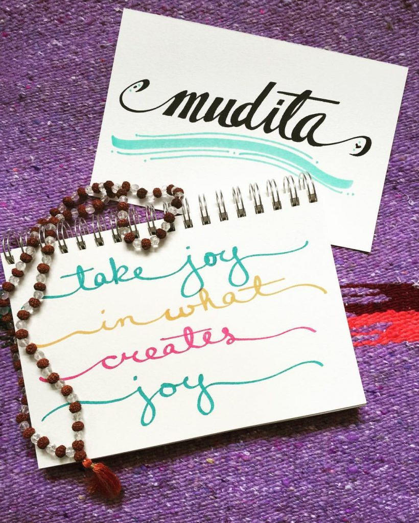 more on mudita